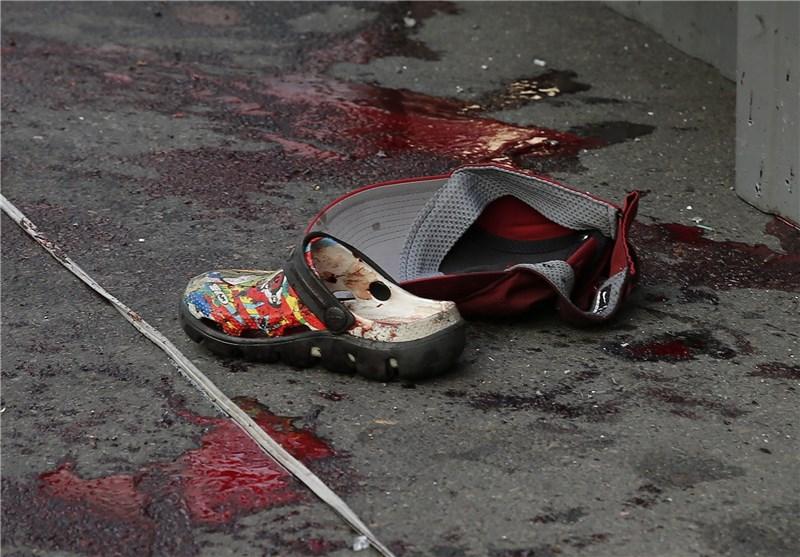 عراق جنگ کے متاثرین کے درمیان بم دھماکہ