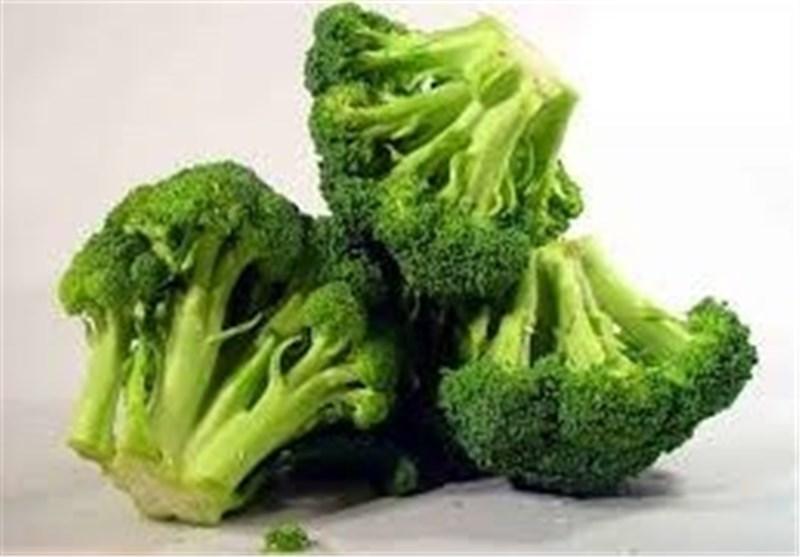 کلم بروکلی سبزی