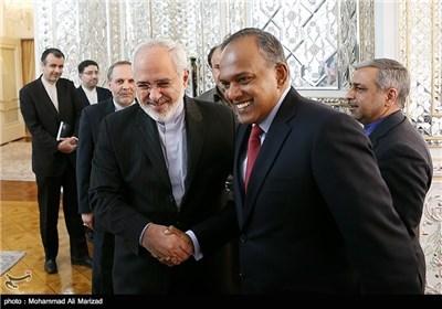 Singapore's FM Meets Iranian Counterpart, Parliament Speaker