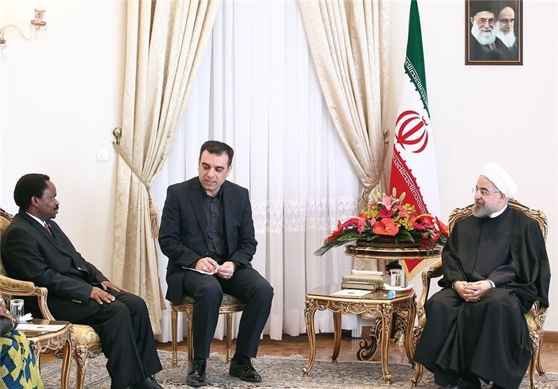 Iran Resolved to Bolster Ties with Africa