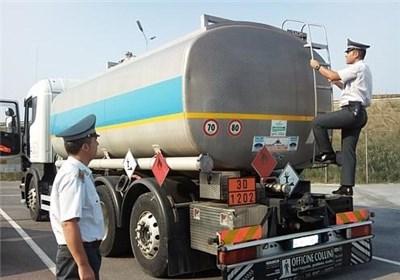 کشف بیش از ۴۰ هزار لیتر سوخت قاچاق در مهریز