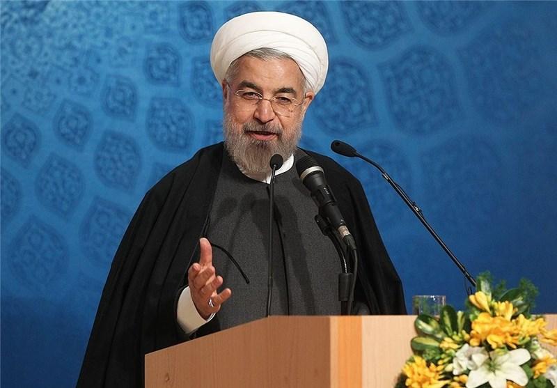 روحانی: ما سانتریفیوژ میسازیم که به ساخت واکسن کمک کنیم