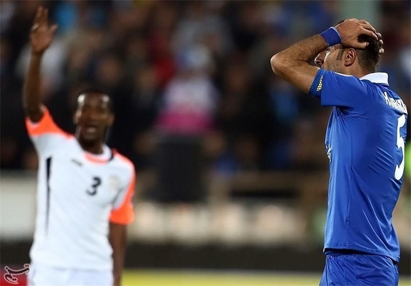 Esteghlal Suffers Defeat, Foolad Starts Good