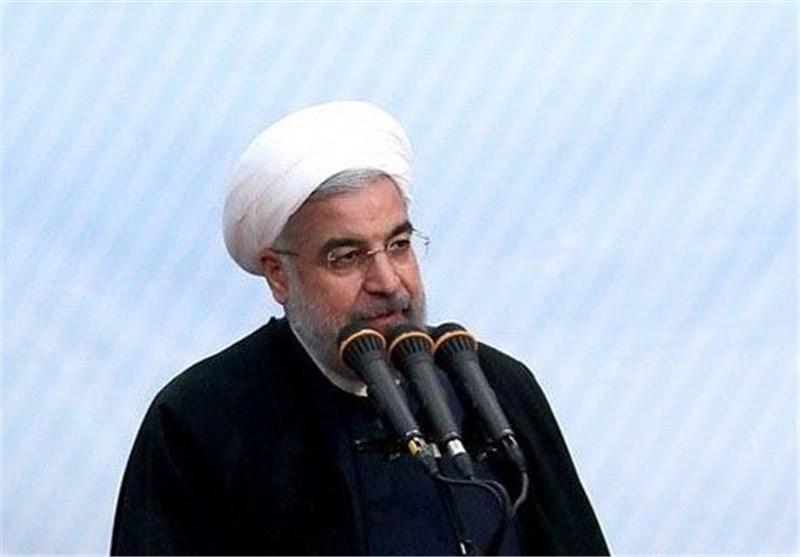 Rouhani Renews Determination to Restore Iran's Legitimate N. Rights