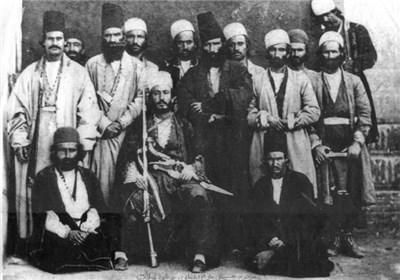 عشایر رضاخان