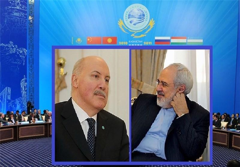 التعاون بین ایران ومنظمة شانغهای