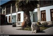 Kolbadi Historic Building in Iran's Northern City of Sari