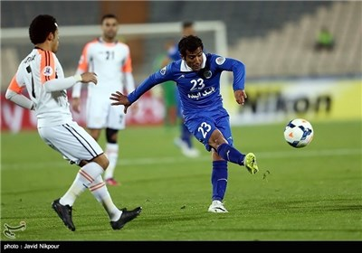 Photos: Saudi Al Shabab Defeats Iran's Esteghlal 1-0 in Tehran