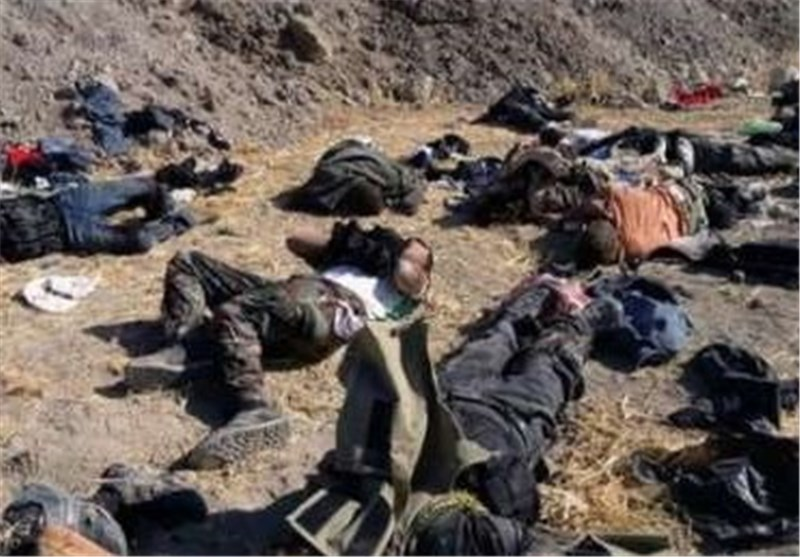 ۱۰۰ مسلح في الغوطة الشرقية