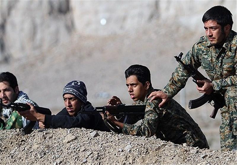 Basij Wargames Kick Off in 6 Provinces of Iran
