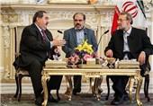 وزیر خارجه عراق با لاریجانی دیدار کرد