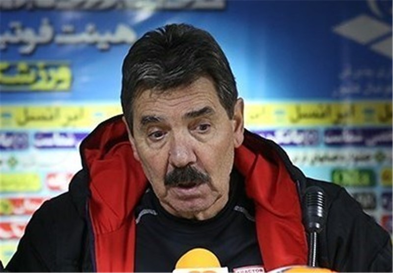 We Have Difficult Task against Al Ain, Tractor Coach Says