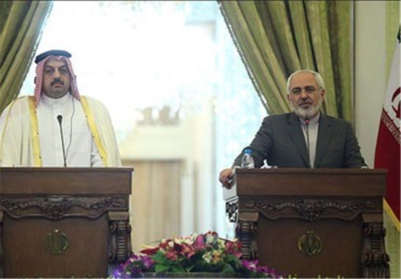 Iranian, Iraqi, Qatari FMs Hold Trilateral Talks on Syria