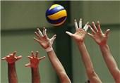 مسابقات قهرمانی والیبال امیدهای آذربایجان غربی آغاز شد