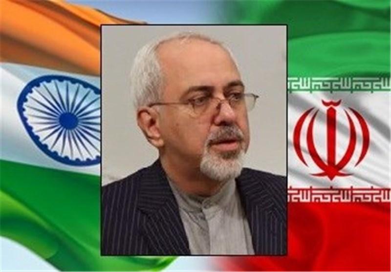 Iran's FM Starts India Visit