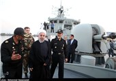 President: Iran's Military Might Creates Balance in Region, Deters Threats