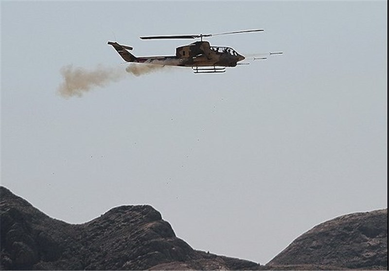 IRGC Navy Choppers Equipped with Indigenous Cruise Missiles