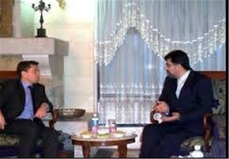 Iranian, British Ambassadors Discuss Regional Developments