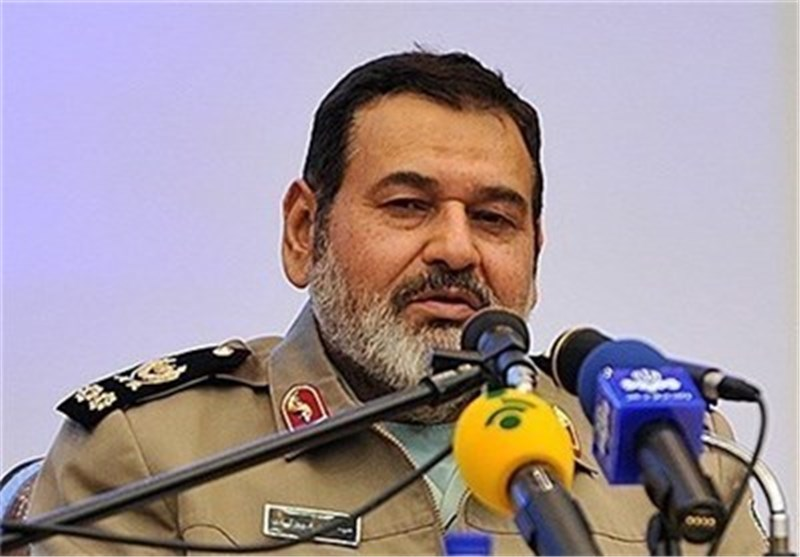Iranian Cmdr: Israel Forced to Accept Hamas Truce Terms