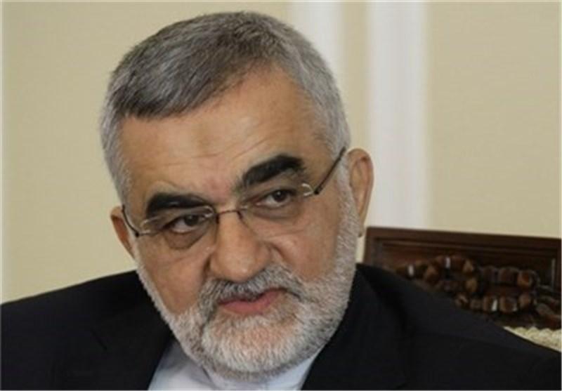 بروجردی : تقسیم العراق خط احمر للدول الثلاث ایران وترکیا والعراق