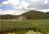 تجهیز 3800 هکتار از اراضی کشاورزی آذربایجان غربی به سیستمهای آبیاری نوین