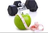 تغذیه ورزش