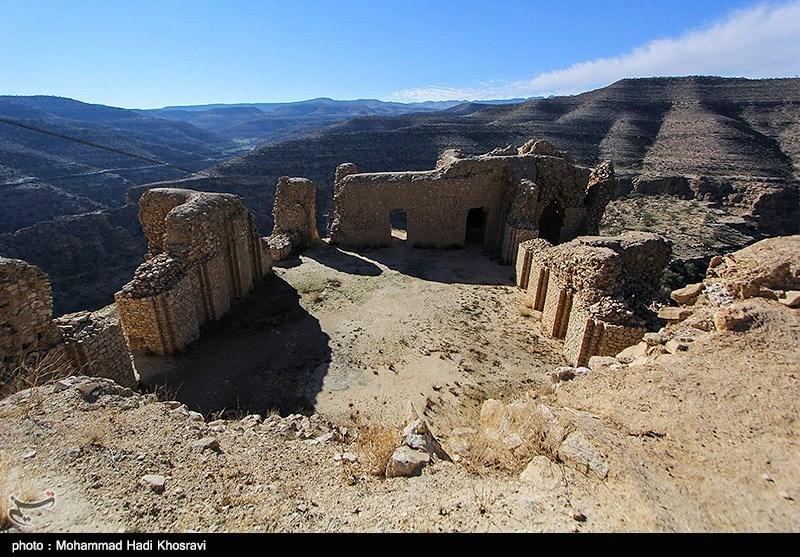 قلعه دختر فیروزآباد