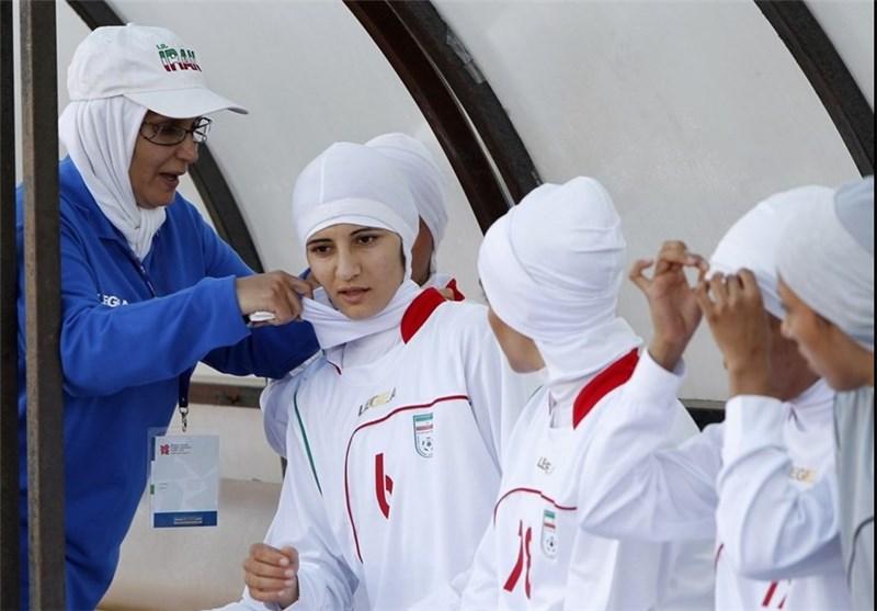 Iran Defeats Krasnodar in Women's U-19 Kuban Spring