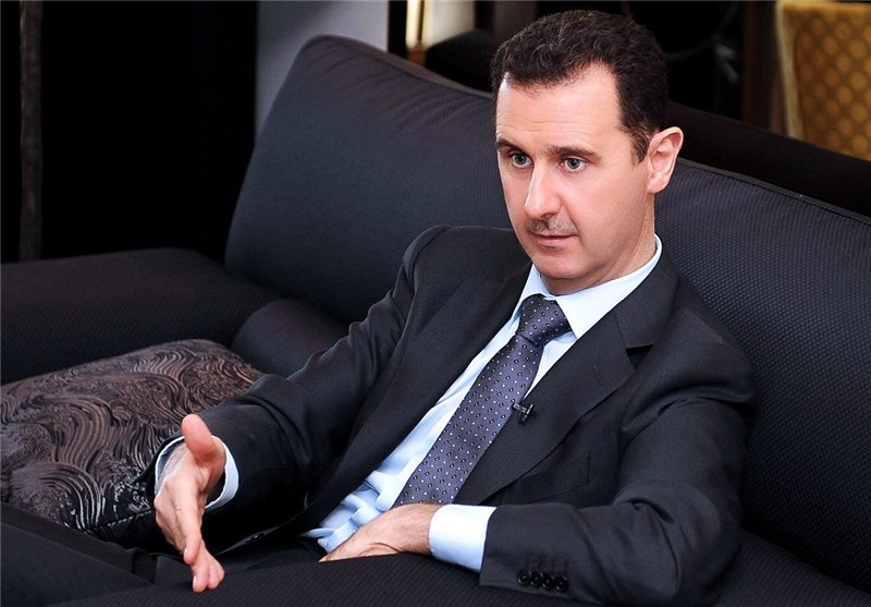 Syrian President: Humanitarian Case, State's Priority