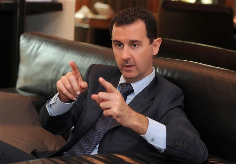 بشار اسد: داعش حاصل سیاستهای خصمانه و اشتباه دشمنان سوریه است