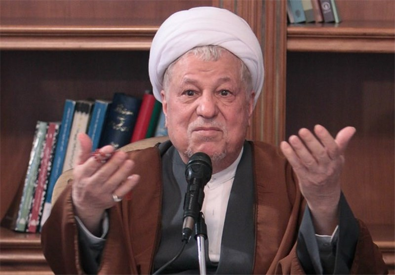 Rafsanjani Urges Concerted Action to Stem Plights of Muslim World