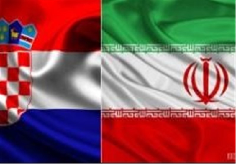 Iran's Rafsanjani, Croatia's Speaker Discuss Terrorism, Mutual Ties