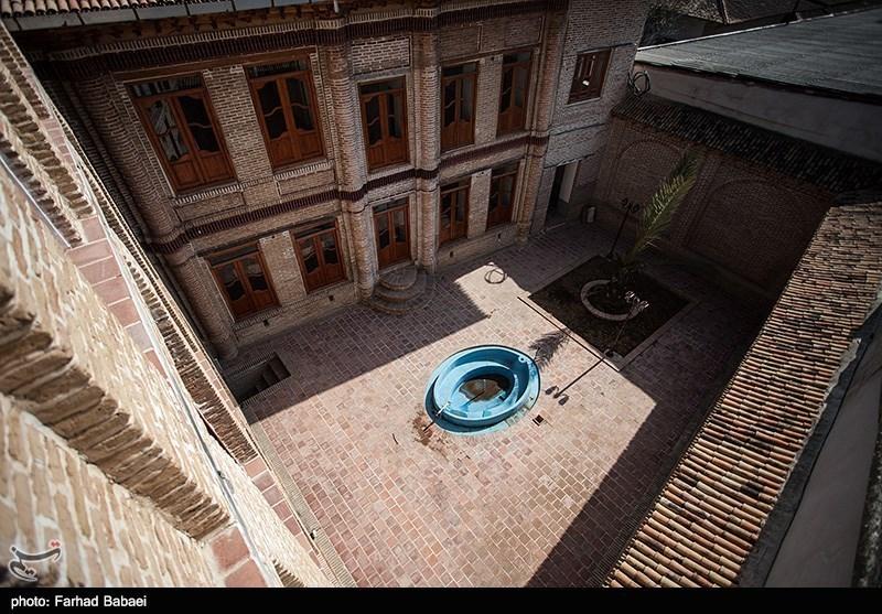 Fazeli House in Iran's Sari - Tourism news