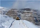 بیش از 2000 نیرو برای مقابله با بحران برف در اردبیل بسیج شدند