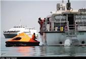 7 سرنشین شناور غرق شده دوبه متین در آبهای عمان نجات یافتند