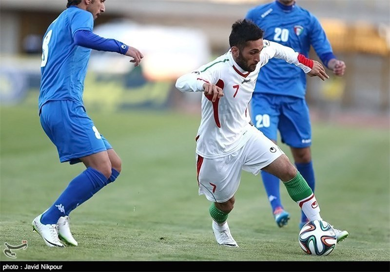 Iran Defeats Kuwait in AFC Asian Cup Qualifier