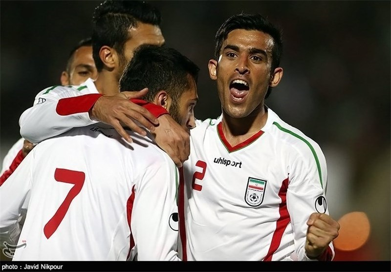 Iran Moves Five Places Up in FIFA Rankings, Argentina Drops