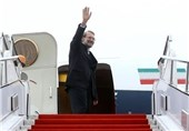 Iran's Parliament Speaker in Congo after S. Africa Tour