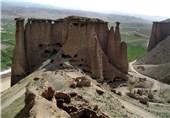 قلعه بهستان ماهنشان - زنجان