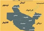 إستشهاد وإصابة 10 من الحشد بهجوم انتحاری فی سامراء