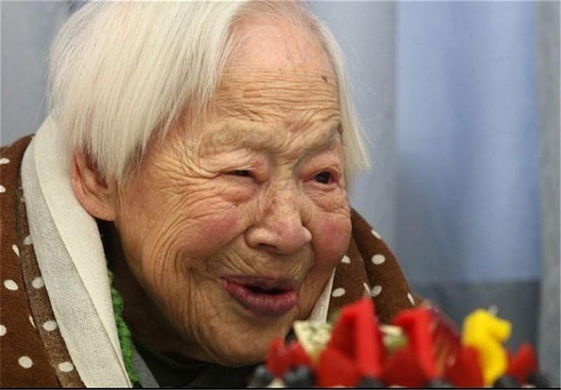 مسن ترین فرد جهان تولد 116 سالگی را جشن گرفت