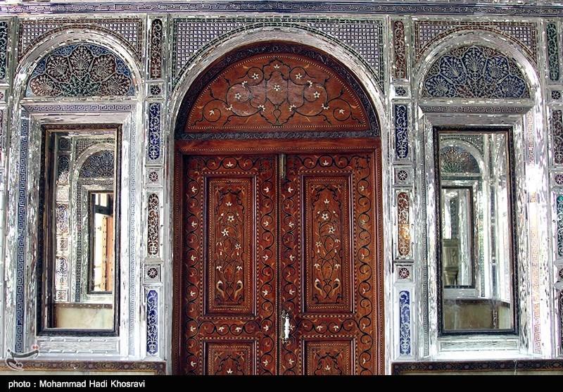 Mirror Work in Iran's Fars - Tourism news