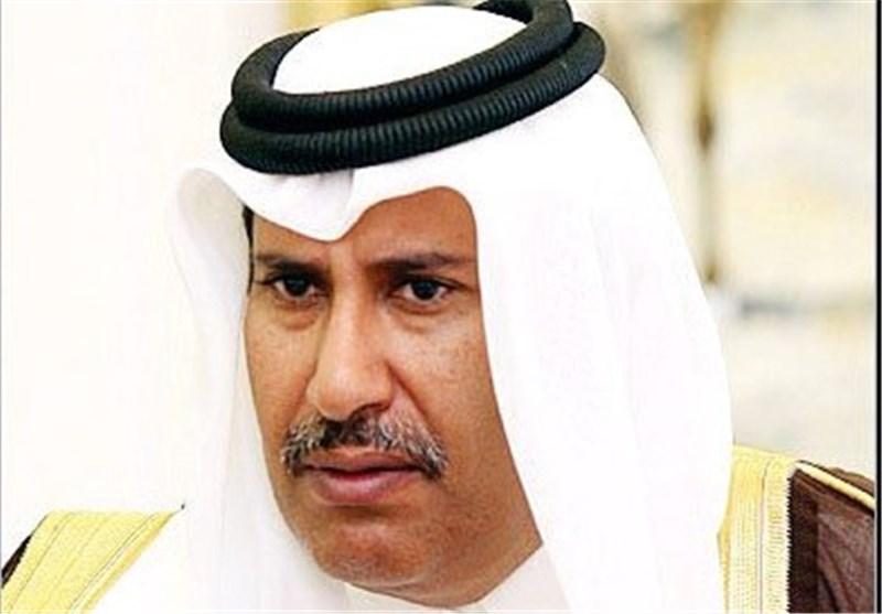 حمد بن جاسم: سندافع عن السیادة وارتکبنا مع أمیرکا أخطاء فی سوریا