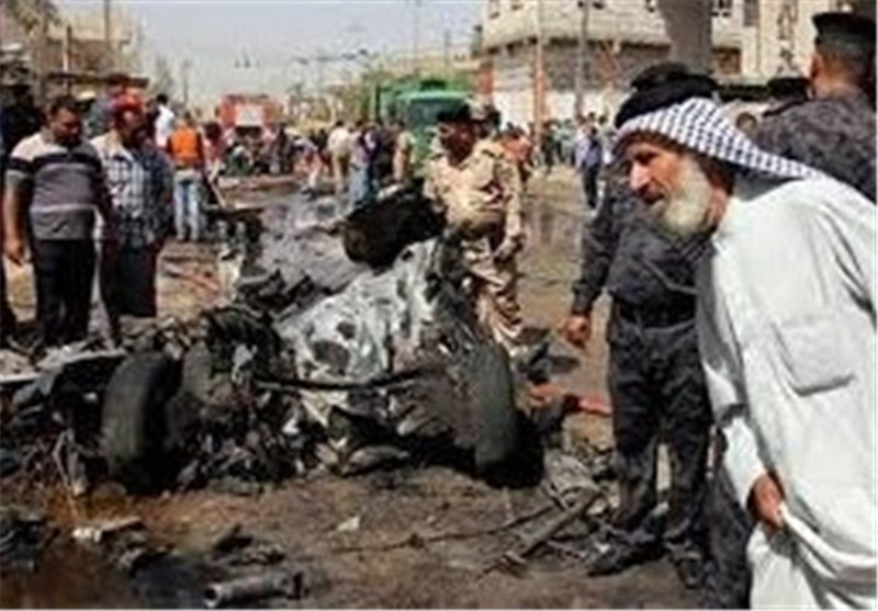 Bombing in Central Baghdad Kills 9