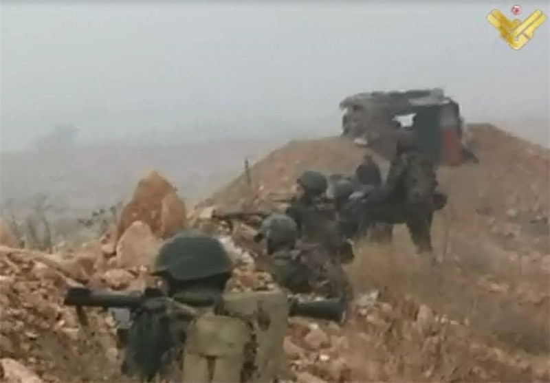 Syrian Army Advances in Rima Farms, Besieging Yabroud in Qalamoun