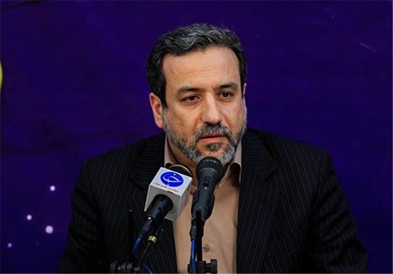 مساعد وزیر الخارجیة: نسیر فی المفاوضات فی اطار الخطوط الحمراء التی یرسمها القائد المعظم