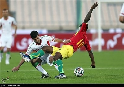 Iran vs Mozambique, April, 30