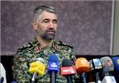 قائد عسکری :الحرس الثوری یرصد تحرکات اعداء الثورة على مدار الساعة
