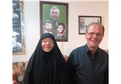 پیام رئیس بنیاد شهید بهمناسبت درگذشت مادر شهیدان «مغنیه»