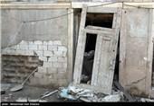 طرح تخریب منازل مخروبه خطر ساز - شیراز